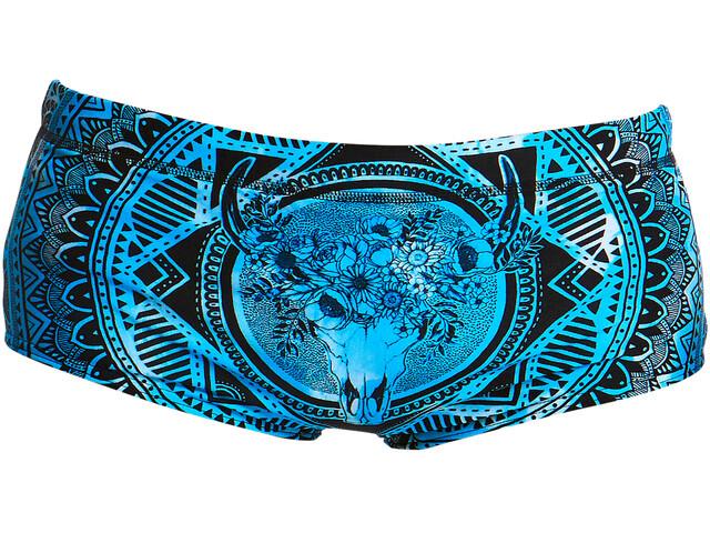 Funky Trunks Classic Spodenki kąpielowe Dzieci niebieski